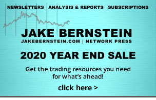 Jake Bernstein | 2020 YEAR END SALE