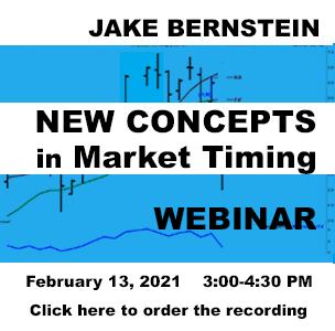 Jake Bernstein |New Concepts in Market Timing Webinar