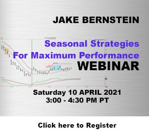 Jake Bernstein |Seasonal Strategies for Maximum Performance