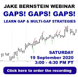 Jake Bernstein Webinar  | Gaps!Gaps!Gaps!