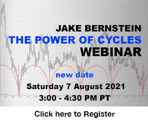 Jake Bernstein  The Power of Cycles